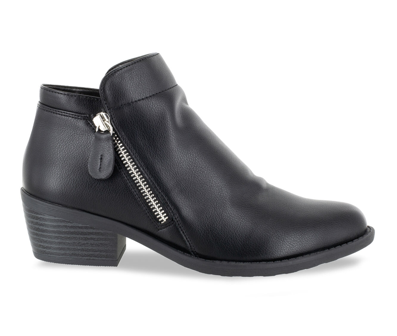 find cheapest Women's Easy Street Gusto Booties Black