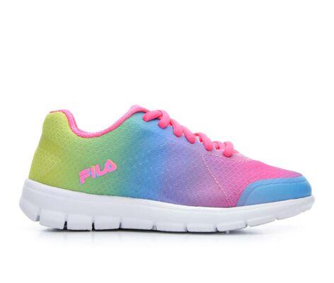 Girls' Fila Faction 10.5-7 Girls Running Shoes