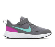 Girls' Nike Little Kid Revolution 5 Running Shoes