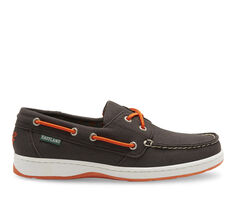 Women's Eastland Solstice MLB Orioles Boat Shoes