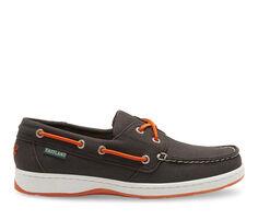 Women's Eastland Solstice MLB Orioles Boat Shoes