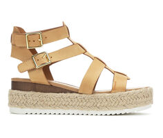 Women's Soda Embassy Flatfom Sandals