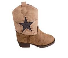 Boys' Baby Deer Toddler & Little Kid Charlie Cowboy Boots