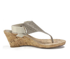 Women's White Mountain All Good Wedge Sandals