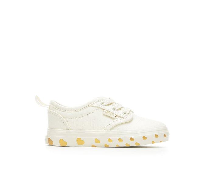 Girls' Vans Infant Atwood Slip On Girls 4-10 Sneakers