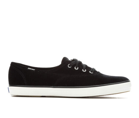 Women's Keds Champion Velvet Sneakers