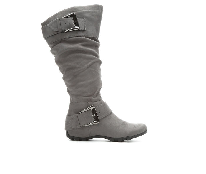 Women's Unr8ed Skarlette Knee High Ruched Boots