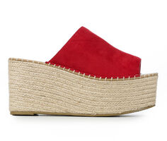 Women's Y-Not Palace Platform Wedges