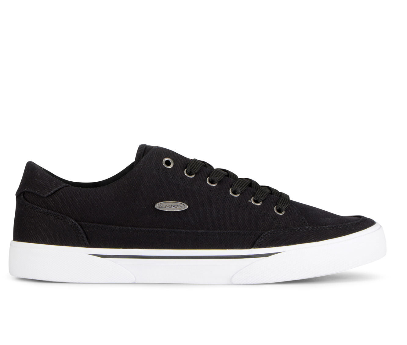 clearance shop Men's Lugz Stockwell Casual Sneakers Black/White