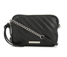 Madden Girl Quilt Crossbody Handbag