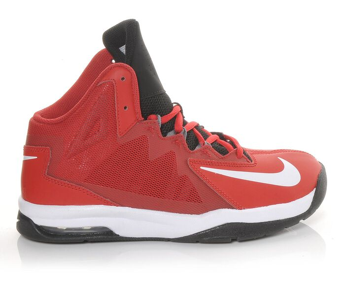 Boys' Nike Air Max Stutter Step 2 3.5-7 Basketball Shoes