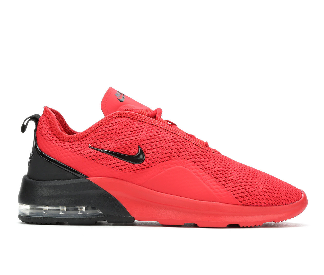 Men's Nike Air Max Motion 2 Sneakers Red/Blk/Wht 601
