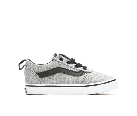 Boys' Vans Ward Slip On B 4-10 Skate Shoes