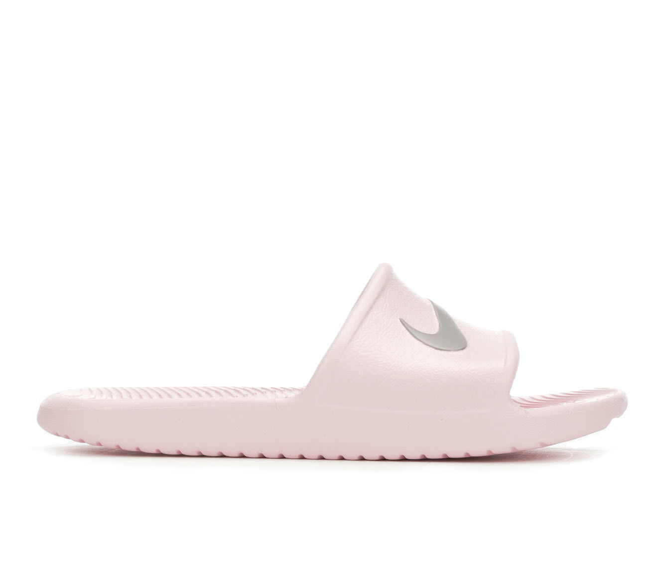 Women's Nike Kawa Shower Sport Slides Pink/Grey