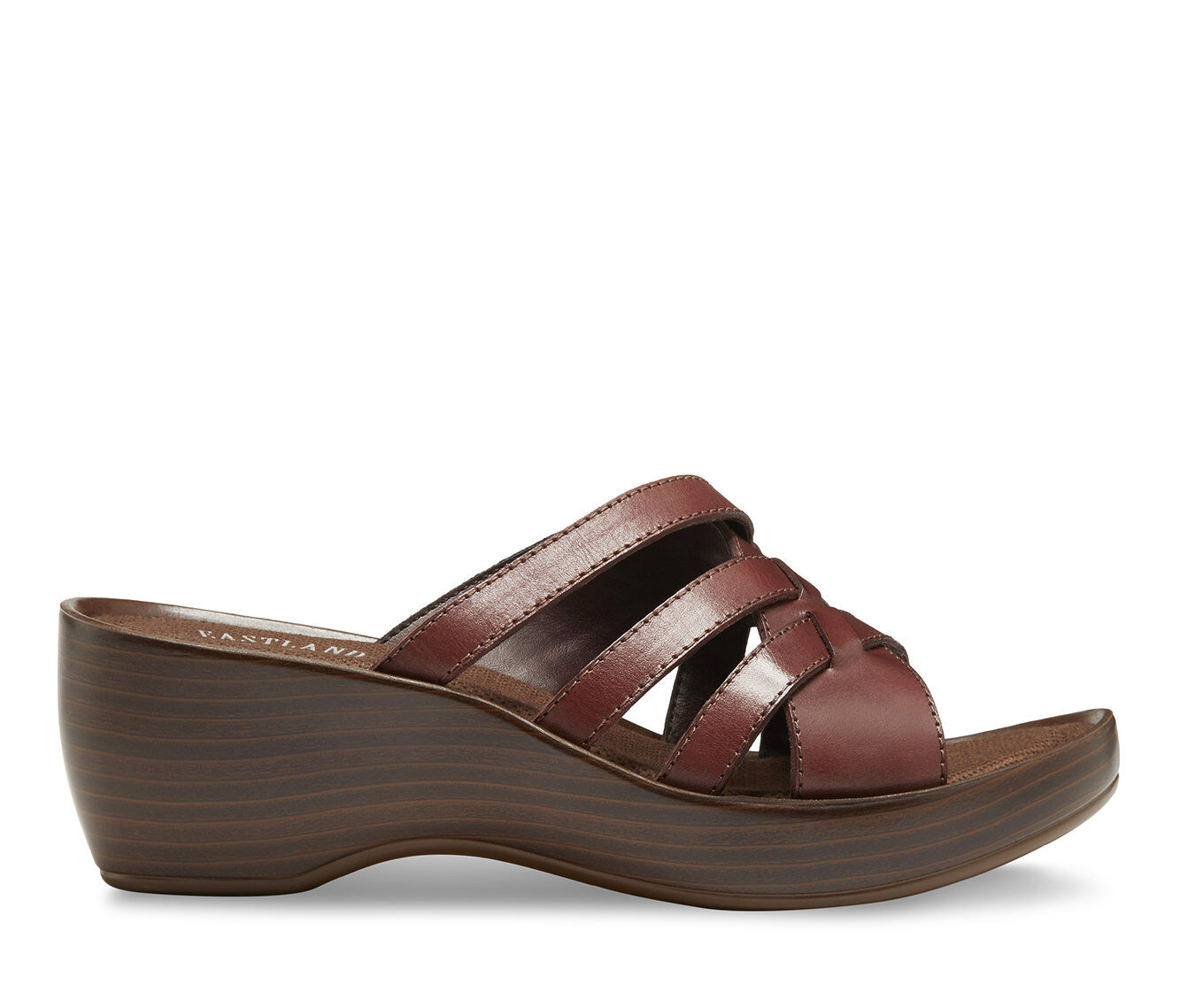 Women's Eastland Poppy Sandals Cinnamon