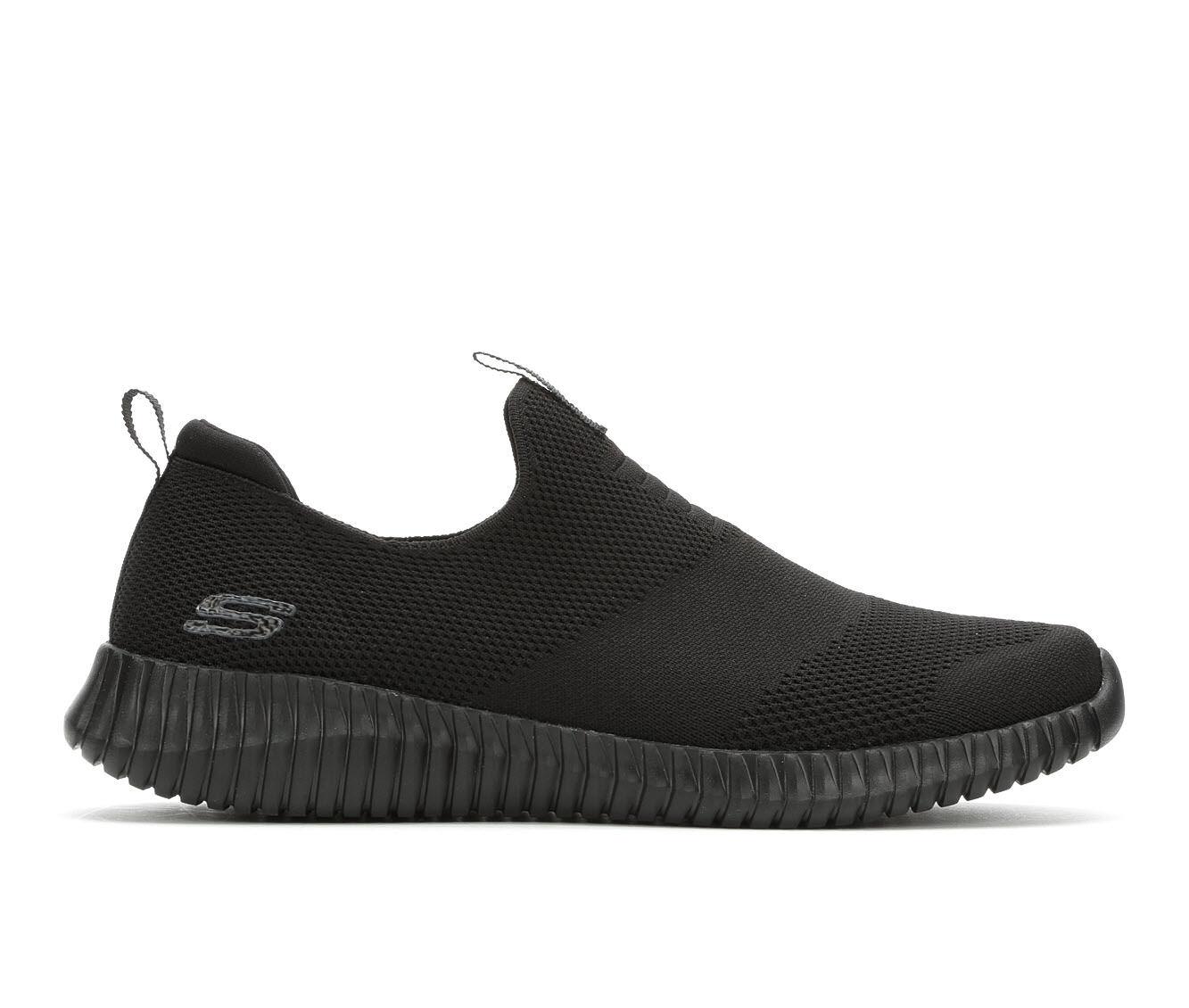 The Best Cheap Men's Skechers Wasik 52469 Casual Shoes Black