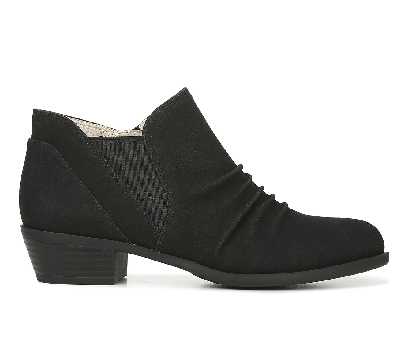 Women's LifeStride Aurora Booties Black