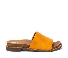 Women's Yellow Box Kalo Slip-On Sandals