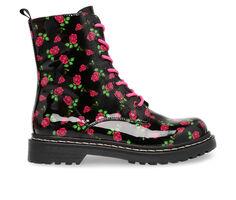 Women's Betsey Johnson Elite Combat Boots