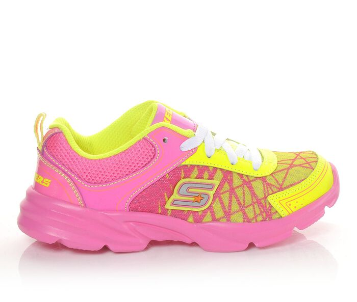 Girls' Skechers Lite Curvez-Spinouts Running Shoes