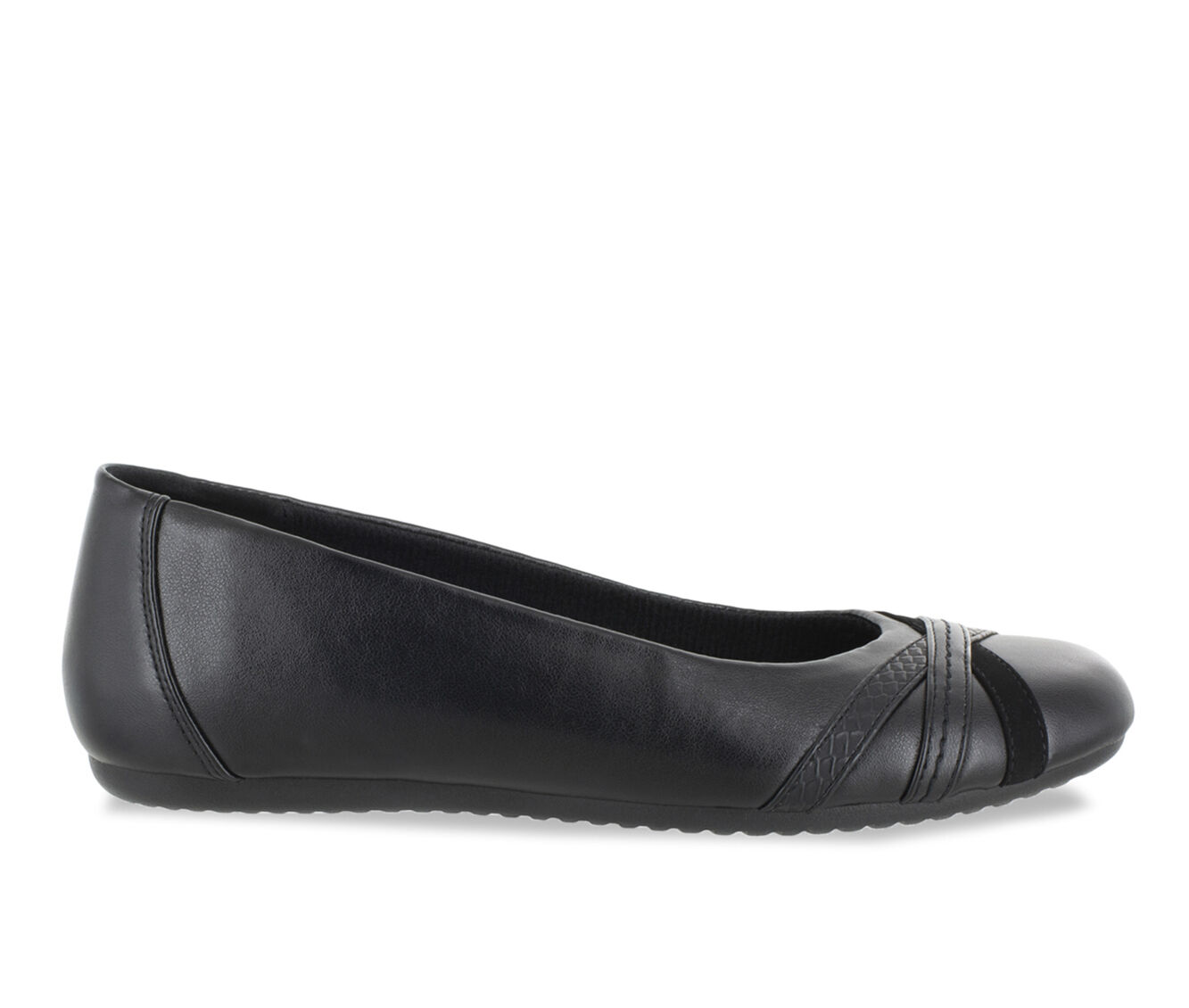 Women's Easy Street Derry Shoes Black