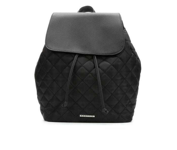 Rampage Quilt Logo Backpack Handbag