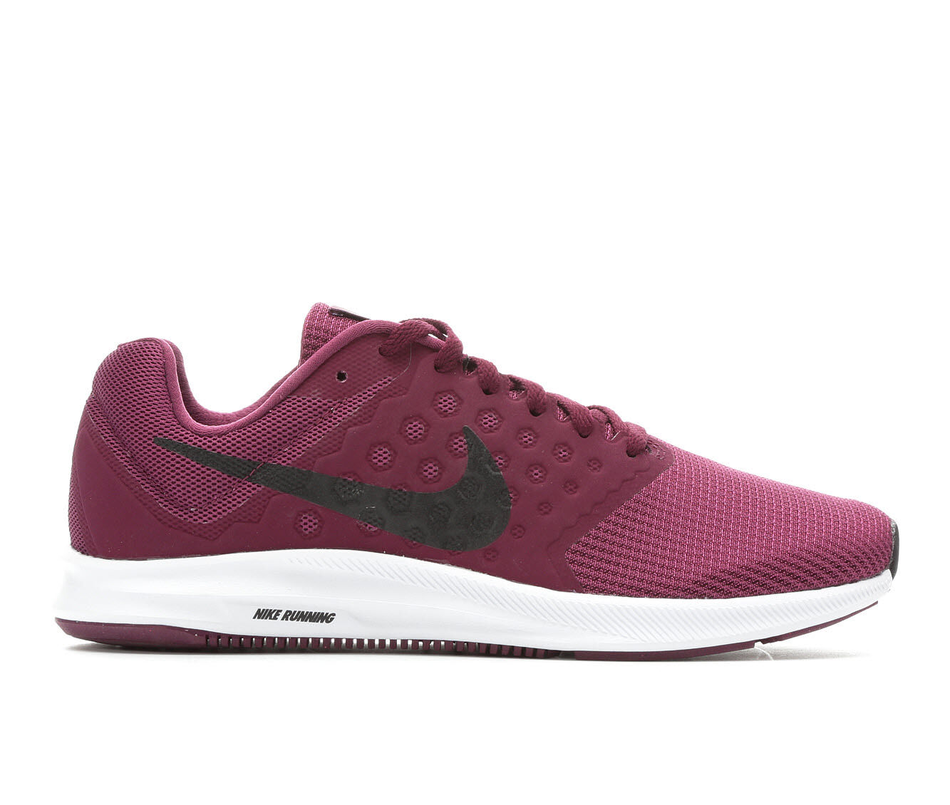 purchase cheapest Women's Nike Downshifter 7 Running Shoes Berry/Black/Wht