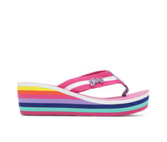 Girls' Juicy Little Kid & Big Kid Topanga Flip-Flops
