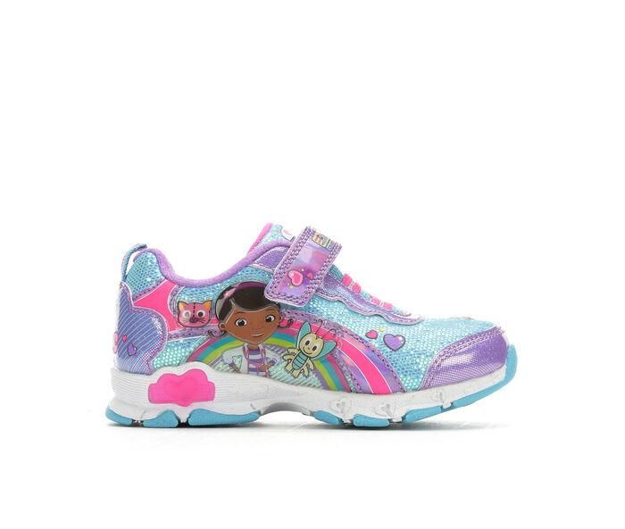 Girls' Disney Toddler & Little Kid Doc McStuffins 9 Light-Up Sneakers
