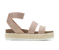 Girls' Madden Girl Little Kid & Big Kid Cybil Flatform Sandals