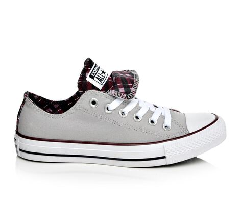 Women's Converse Chuck Taylor Double Tongue Ox Sneakers