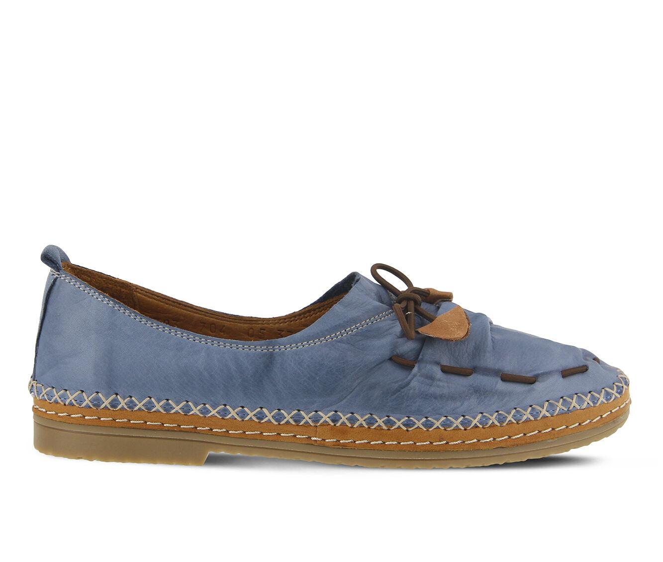 Women's SPRING STEP Berna Shoes Blue
