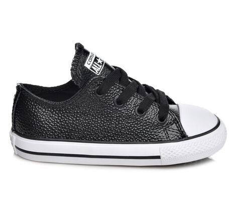 Kids' Converse Chuck Taylor All Star Ox Leather 2-10 Sneakers