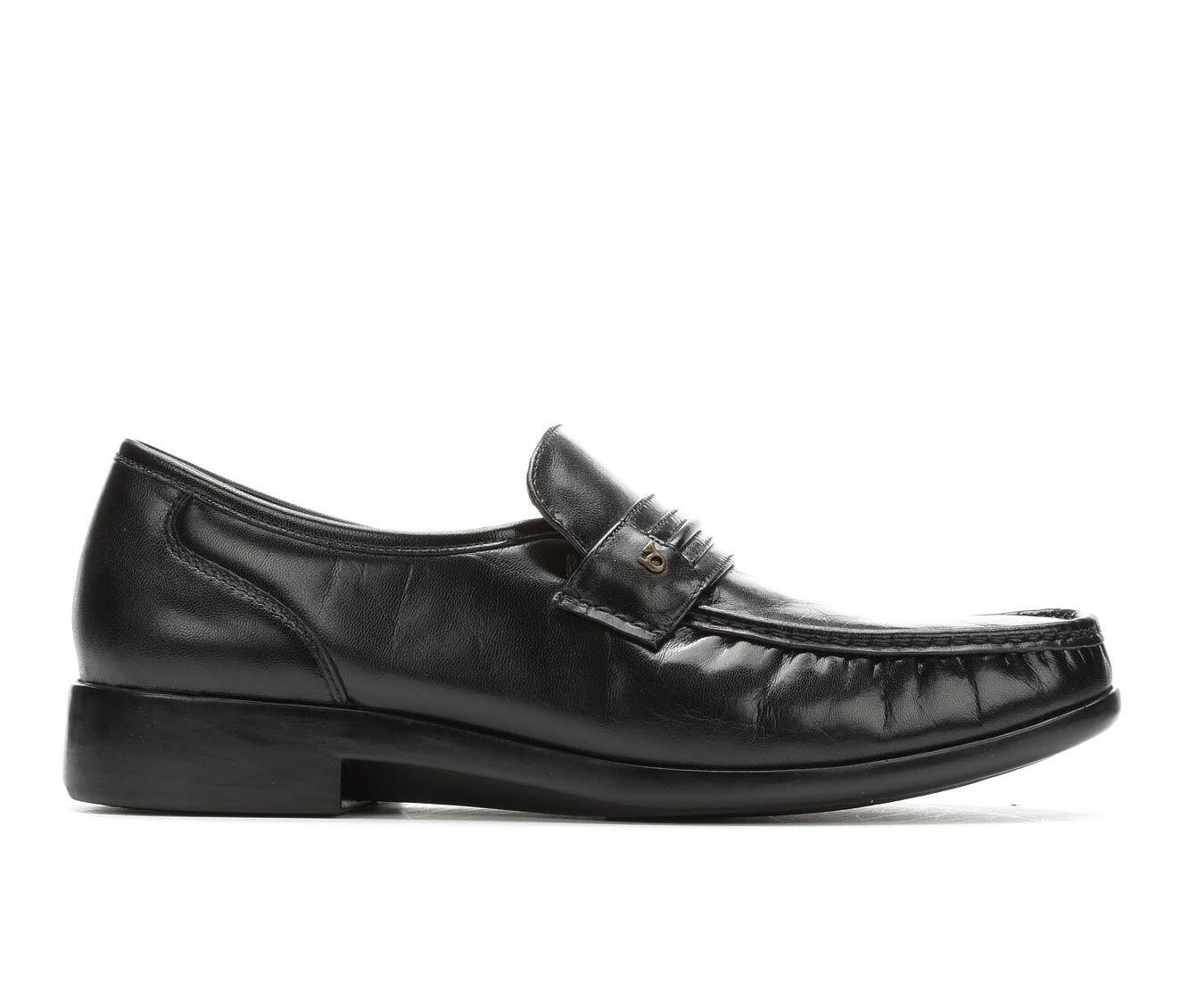 available Men's French Shriner Dayton Dress Loafers Black
