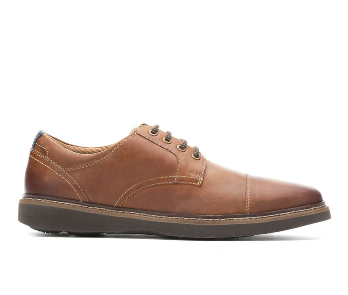 Men's Nunn Bush Ridgetop Cap Toe Oxford Dress Shoes