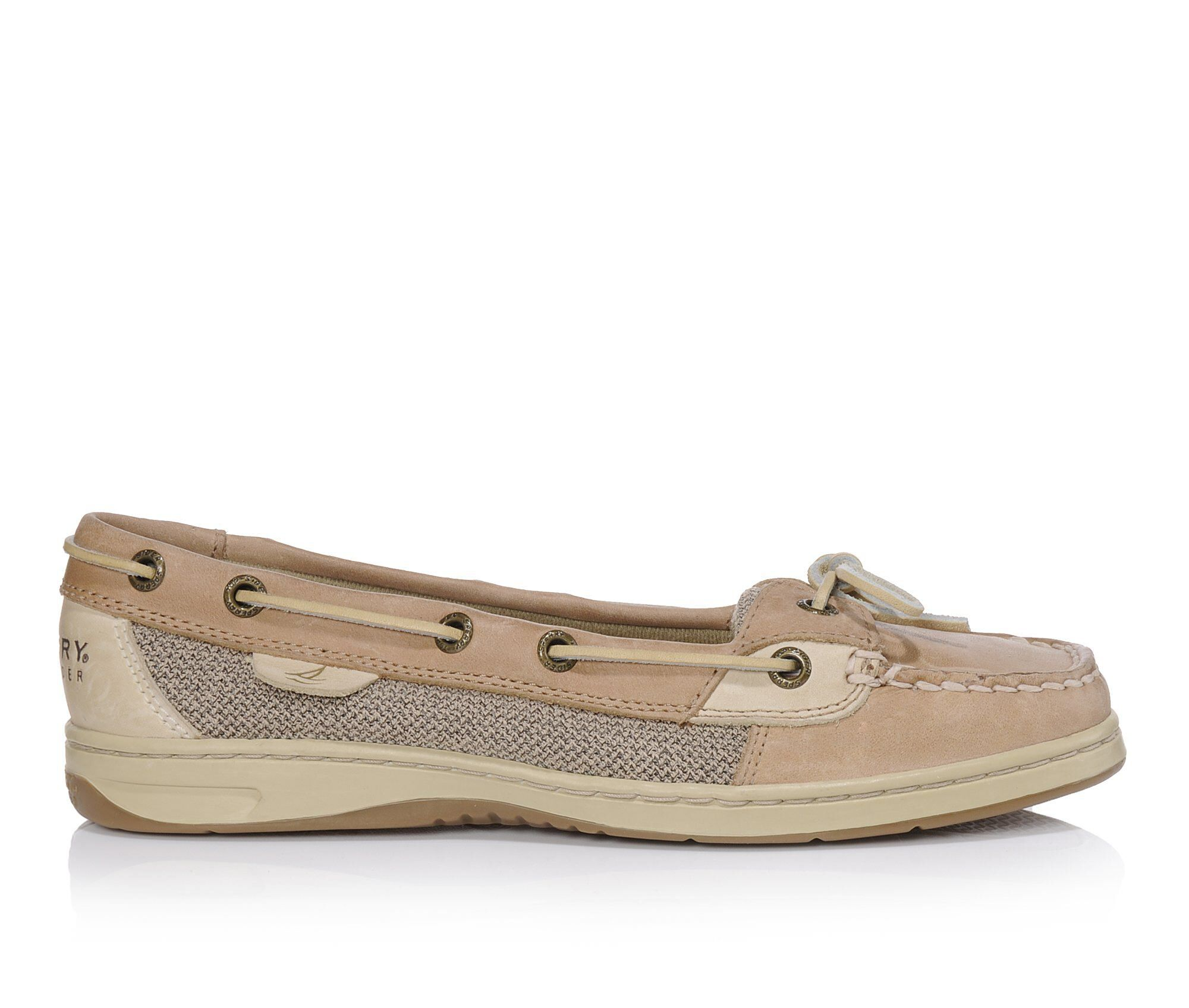 find cheapest Women's Sperry Angelfish Boat Shoes Linen/Oat