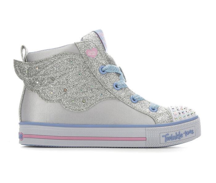 Girls' Skechers Little Kid & Big Kid Wonder Wingz Light-Up Sneakers