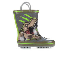 Boys' Universal Studios Toddler & Little Kid Jurassic Park 2 Rain Boots