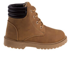 Kids' Rugged Bear Toddler RB13207N Lace-Up Casual Boots