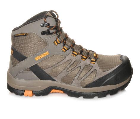 Men's Wolverine Fletcher Composite Toe Work Boots