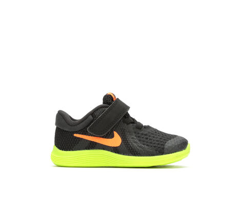 Boys' Nike Infant Revolution 4 Fade 2-10 B Athletic Shoes