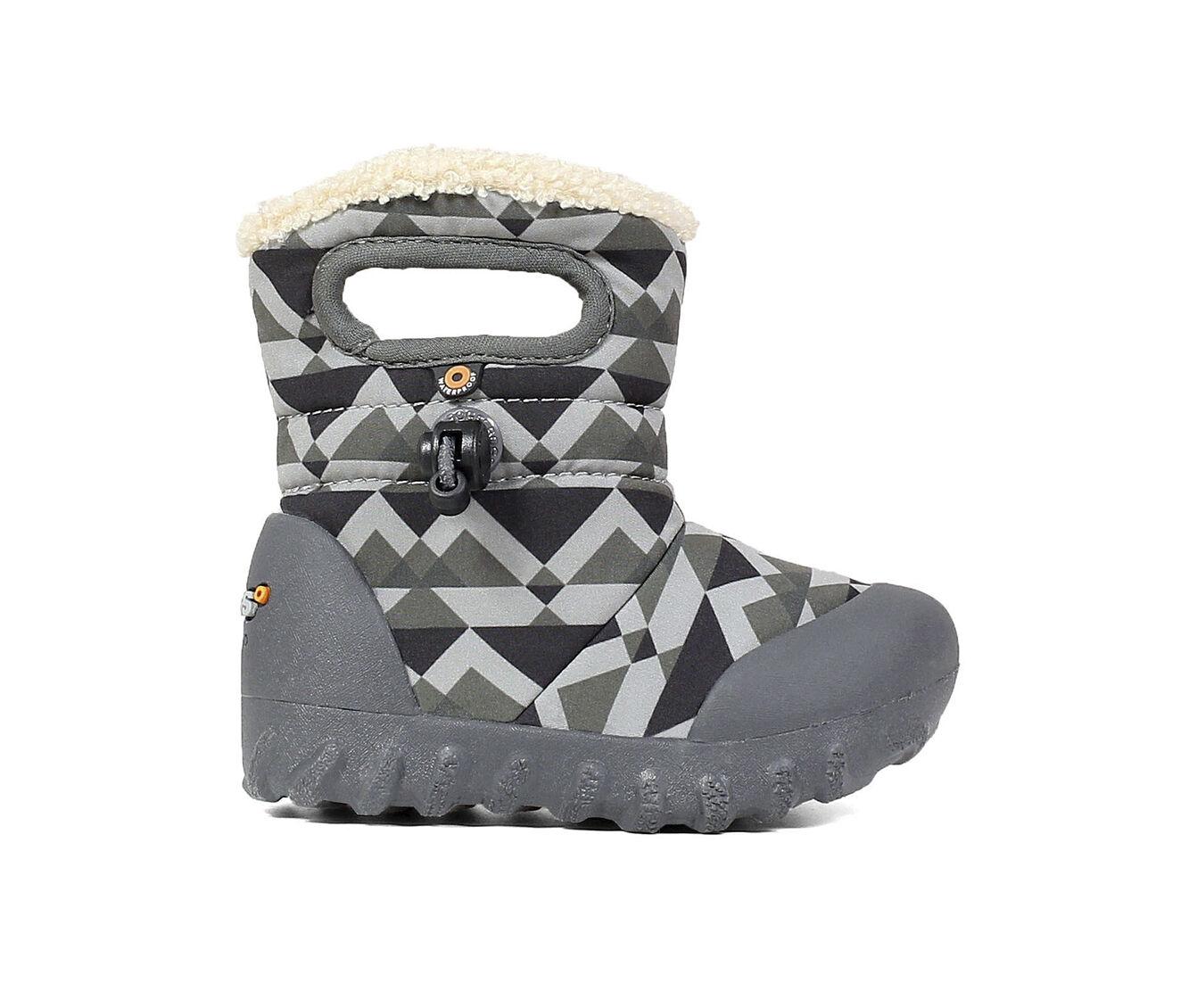 Rainbows BOGS Baby Waterproof Insulated Snow Boot Blue Multi 4