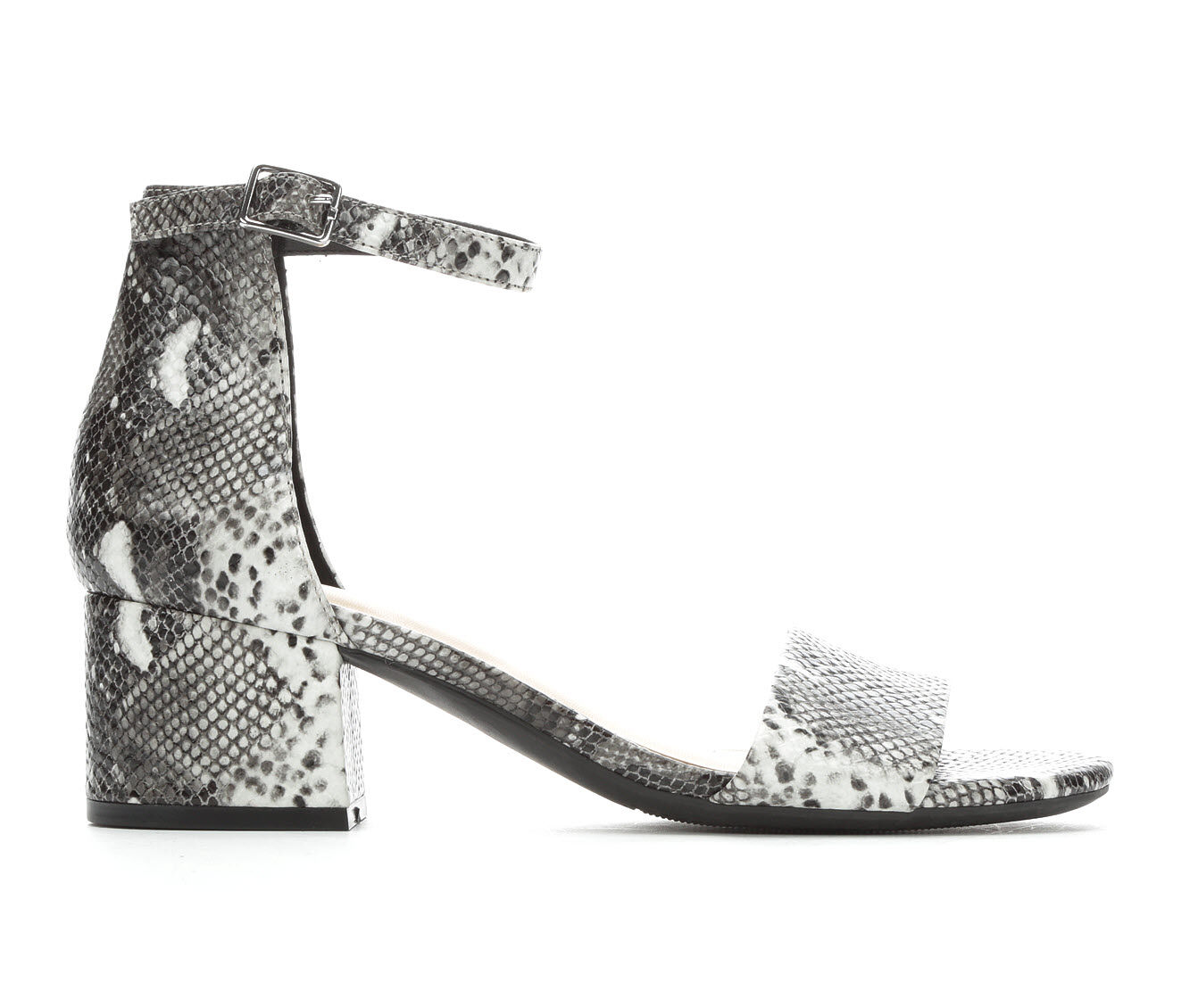 choose comfortable authentic Women's Rampage Maddie Dress Sandals Snake