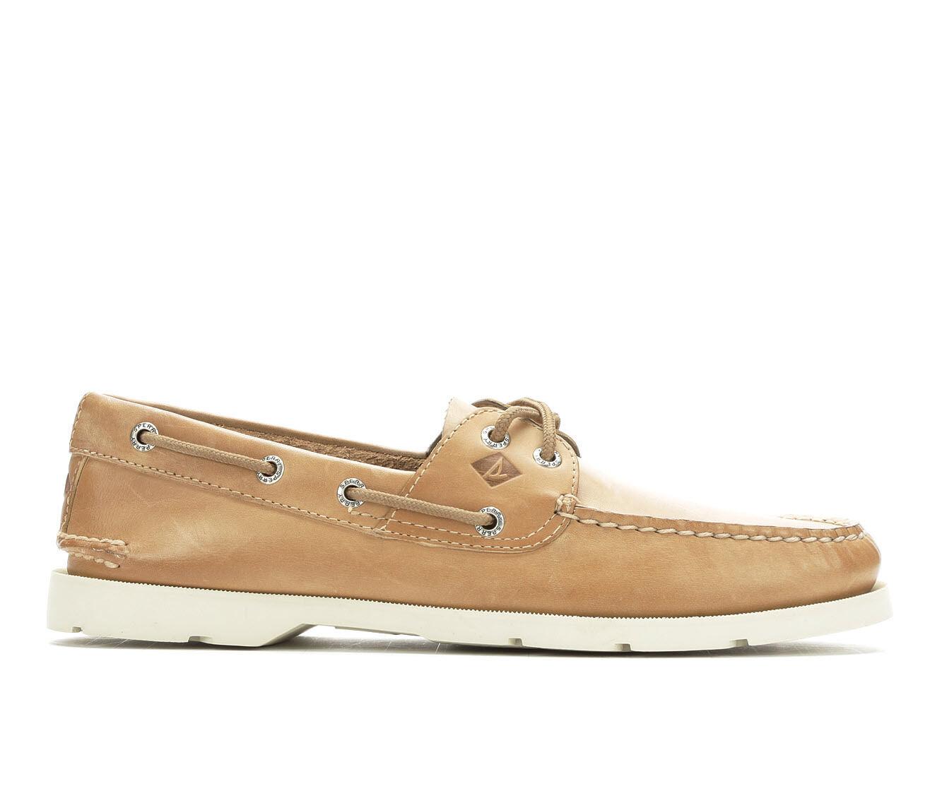 buy new Men's Sperry Leeward 2 Eye Boat Shoes Oatmeal