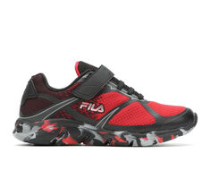 Boys' Fila Little Kid & Big Kid Primeforce 3 Strap Running Shoes