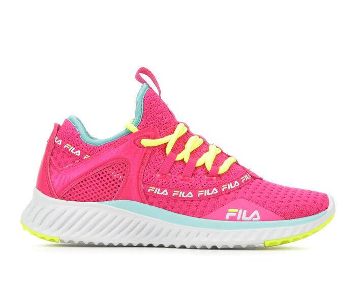 Girls' Fila Little Kid & Big Kid Rapidflash 5 Running Shoes
