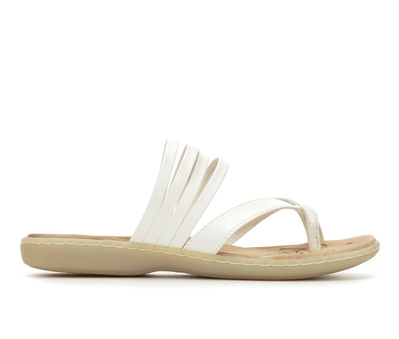 Women's B.O.C. Alisha Sandals White