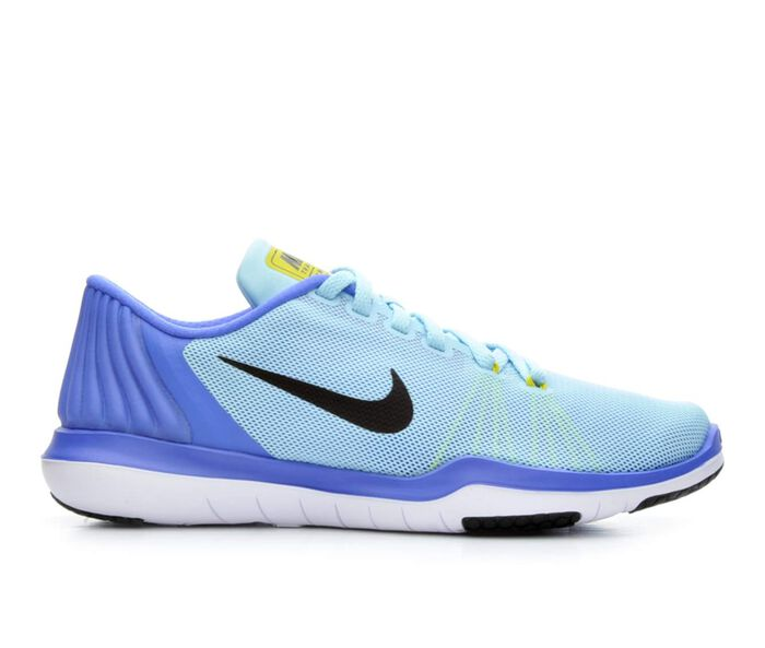 Girls' Nike Flex Supreme TR 5 3.5-7 Girls Running Shoes
