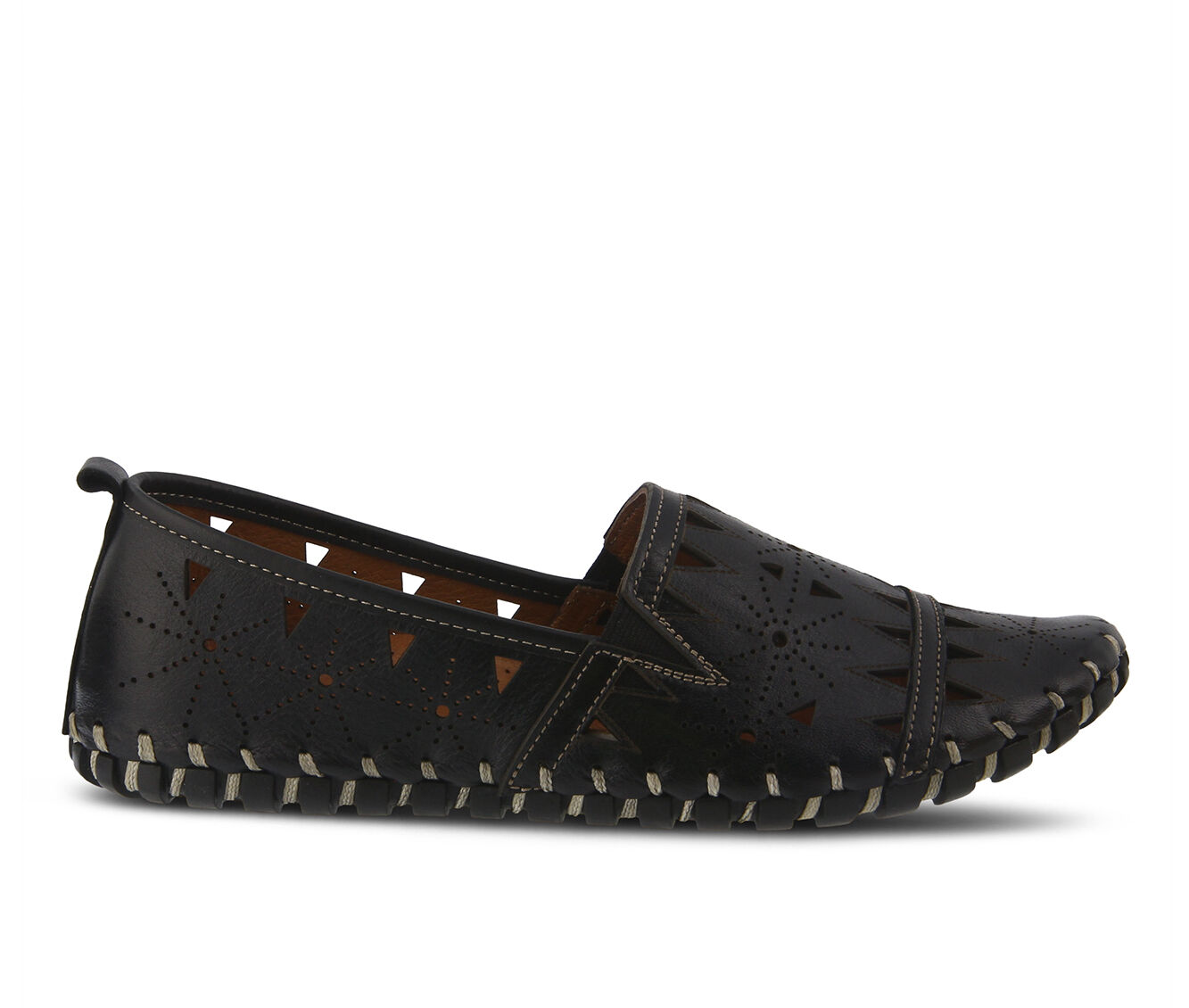 Best Price Women's SPRING STEP Fusaro Flats Black