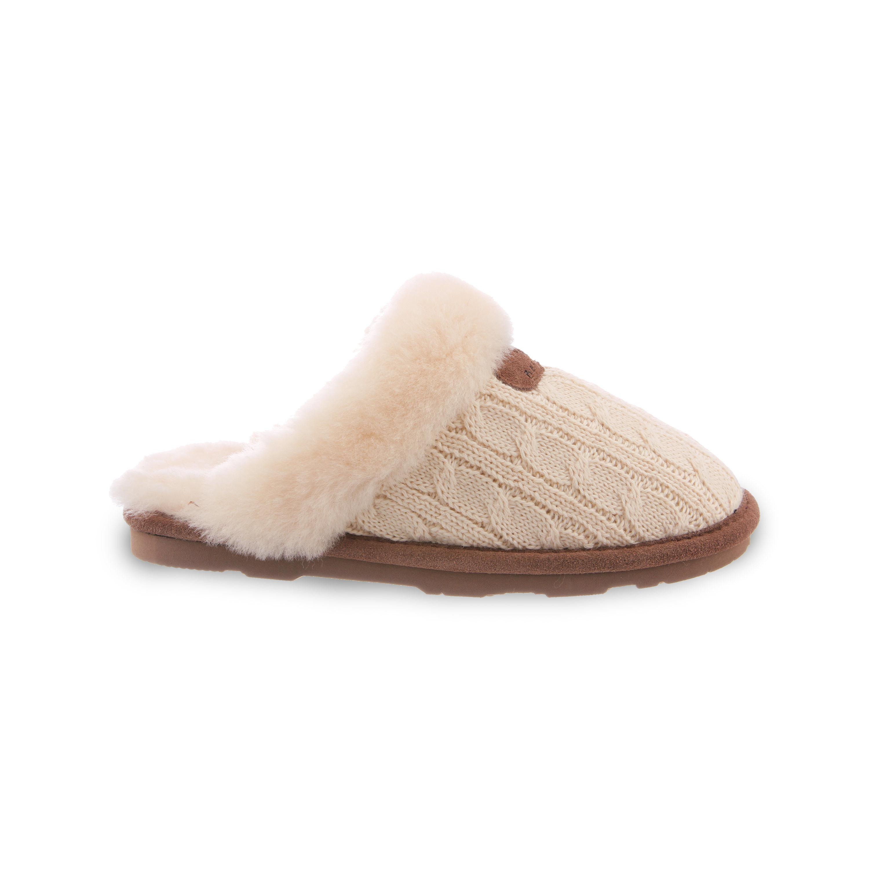 Bearpaw Effie Clogs Linen